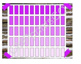 PRINTABLE Purple Label planner stickers