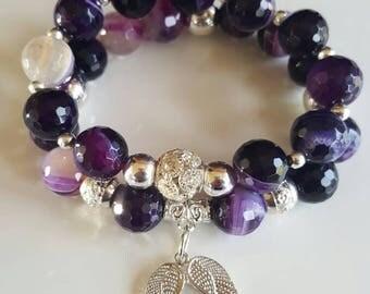 I dream of Purple Agates
