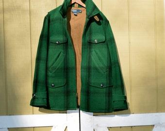 Polo Ralph Lauren Vintage Winter Hunting Jacket