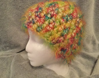 Psychedelic Winter Beanie