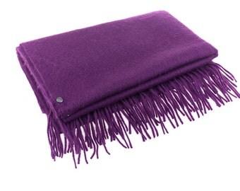 Purple Maya Shawl