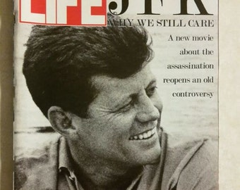 Life Magazine JFK