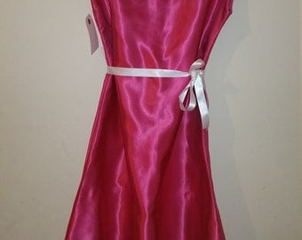 Shoulder lace dress