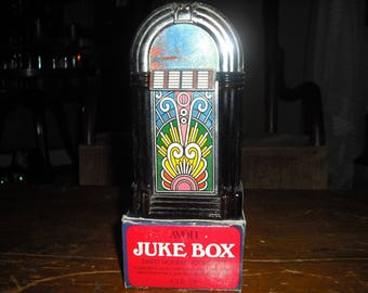 Avons JUKE BOX is a nostalgic look back to th 50's.
