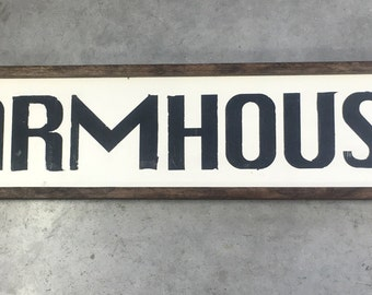 Farmhouse 12x36