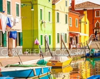 Color Of Burano