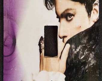 Prince Over the Shoulder Lightswitch Cover