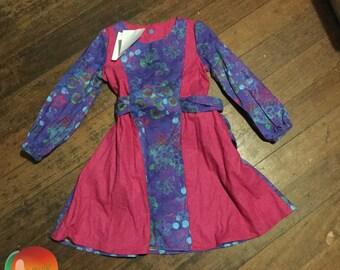 Winter Dream Dress ~ size 5