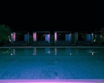 "night # 31-20 x 30 cm. Series ""at rest"""