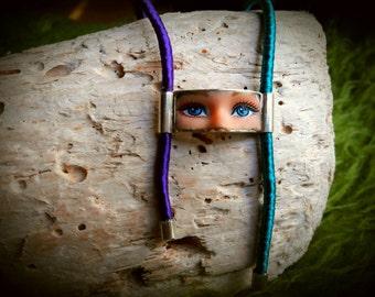 barbie's eyes 925 sterling silver