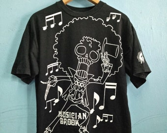 Vintage T-Shirt One Piece - Musician Brook