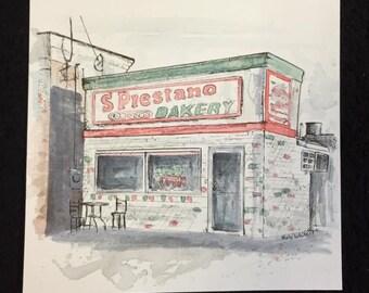 The Prestano Bakery!
