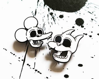 Itchy & Scratchy Skulls Bundle