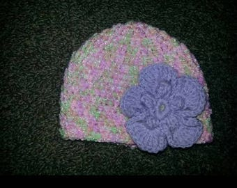 Kids crochet hats
