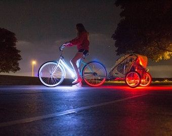 Bicycle and Bicycle Accesory Lights