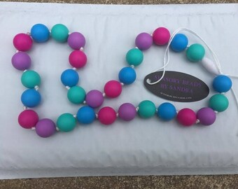 Chewy Teething Necklaces