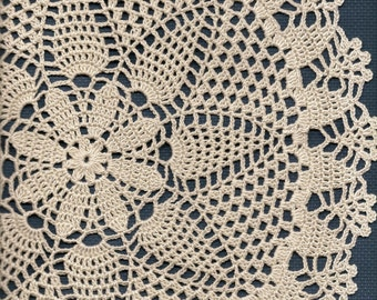 Crochet Doily Vinatge Wedding Doilies Handmade round Home Decor Table Decoration Boho Decor Gift For Her Bridal Accessories Antique Lace