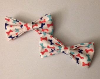 Cute to the Bone Bow Tie