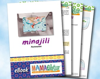 EBook wallet * Minajili * sewing Guide