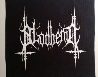 Blodhemn patch black metal