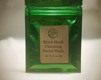 Black Head Cleansing Facial Mask