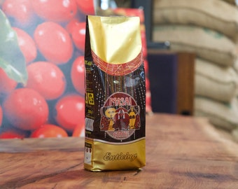 Gold Enticing Roasted/Ground Coffee 250grms