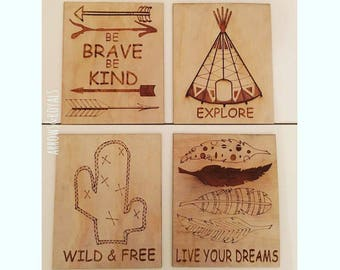 Wall Hanging Set