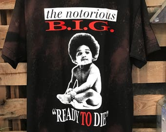 The nitorious B.I.G t-shirt