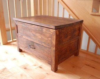 Chest (custom delivery included barnwood available)