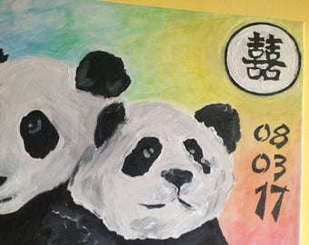 Panda bears and Rainbows