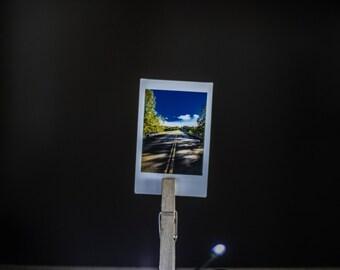 Tennesse Road Polaroid