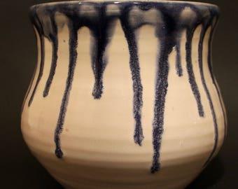Large Drippy Vase