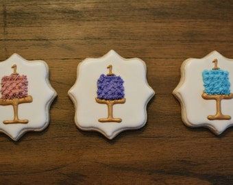 Birthday Cake Cookies (2)