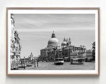 Venice Photography, Venice Canal, Italy Art Print, Italian Decor, Venice photo, Venice print, Europe print, large wall art, printable