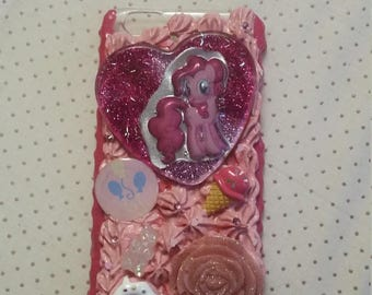 DISCOUNTED** pinkie pie my little pony MLP deco den whip iPhone 6 case
