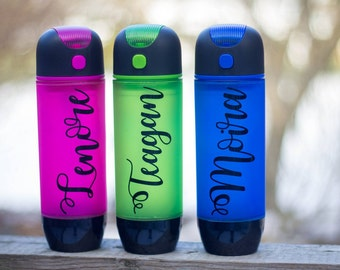Enjoy Your Favorite Drink With These Personalized Water Bottles