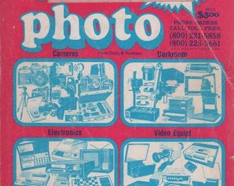 47th Street Photo Catalog 1953 New York, NY Camera, Darkroom, Electronics, Video