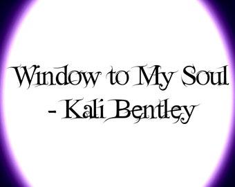 Window to My Soul Sticker