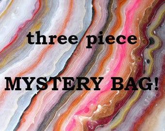 Three Piece Mystery Bag