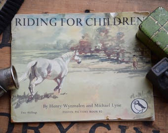 Puffin paper book 'Riding for Children'