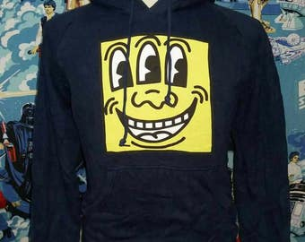 Keith Haring Pullover Hoodie