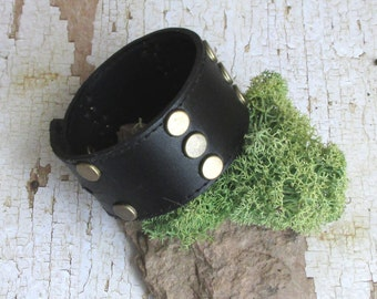 Cuff Bracelet, upcycled, recycled