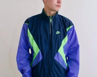 Men's Vintage Nike Sports Jacket