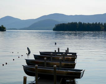 Lake George photography, boat photography, fine art photography, wall print, nature photography, fine art wall prints