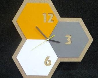 Unique wall clock Etsy