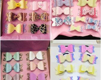 Suprise bow boxes