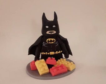 lego batman cake topper lego table etsy 5453