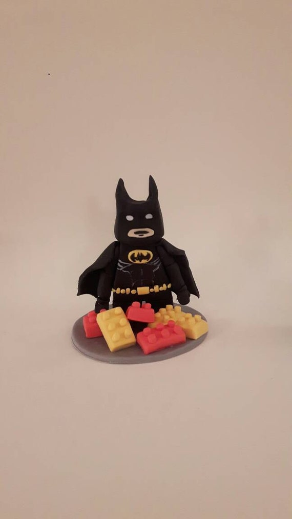 batman wedding cake topper uk fondant lego batman cake topper 11134