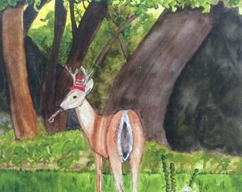 Happy Birthday Deer!