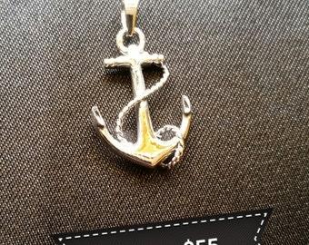 Ship Anchor Sterling Silver 925 grade